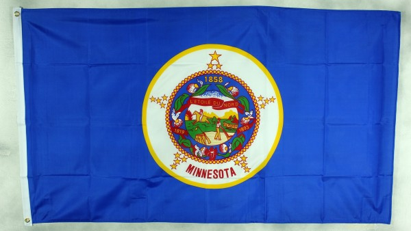 Flagge Fahne : Minnesota