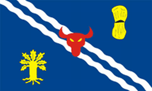Flagge Fahne : Oxfordshire England