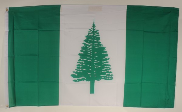 Flagge Fahne : Norfolk Inseln