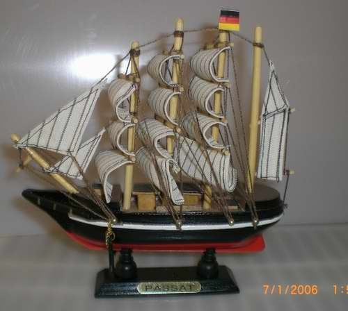 Schiffsmodell Passat