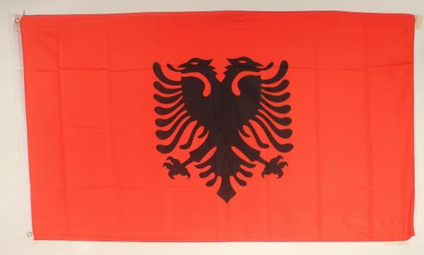 Flagge Fahne Albanien 90x60 cm
