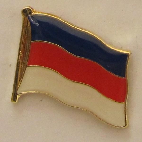 Pin Anstecker Flagge Fahne Sorben Sorbenland