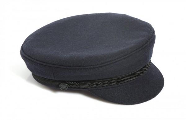 Elbsegler Mütze von Modas klassisch dunkelblau oder schwarz Seemannsmütze
