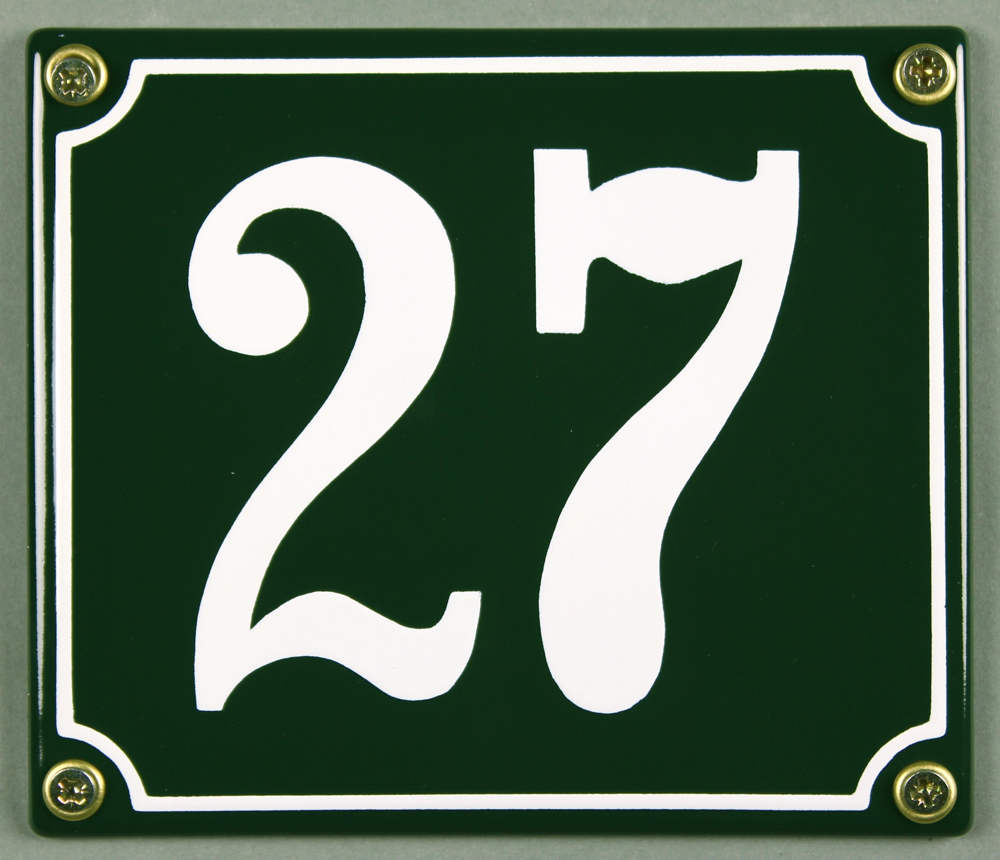 dekorieren 10cm Schwarz House Color : 0, Height : 10cm LHjin-Hausnummern Modern Home Wohnung Zeichen Metall Zink-Legierung 4 T/ürschild Big Au/ßen Adresse Mailbox-Nummern
