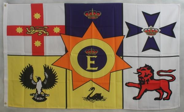 Flagge Fahne : Australien Royal Standard