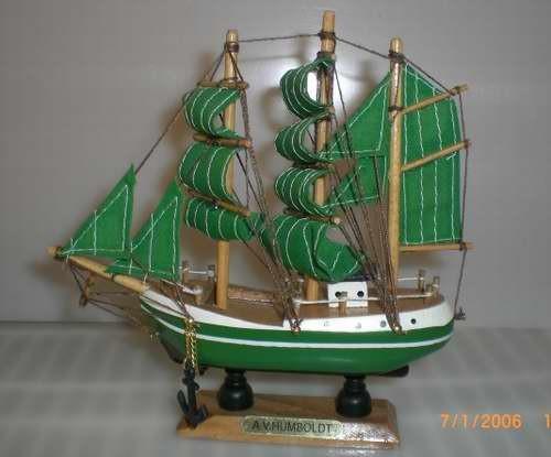 Schiffsmodell Alexander von Humboldt