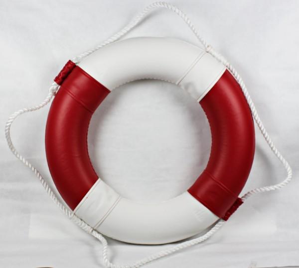 Rettungsring 75 cm rot weiß