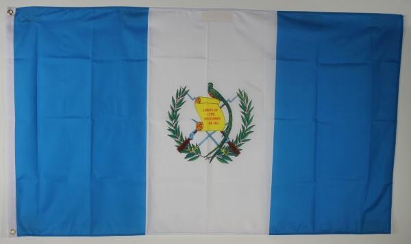 Flagge Fahne : Guatemala Guatemalaflagge Nationalflagge Nationalfahne