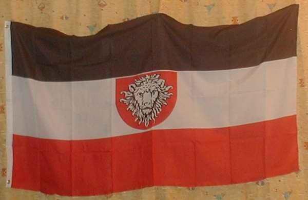 Flagge Fahne Deutsch Ostafrika Kolonie
