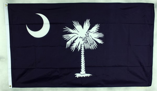 Flagge Fahne : South Carolina