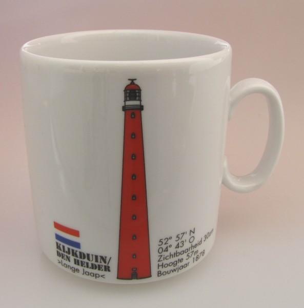 Leuchtturm Becher Den Helder Holland Niederlande