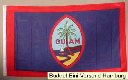 Flagge Fahne : Guam Nationalflagge Nationalfahne