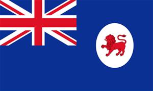 Flagge Fahne : Tasmanien Nationalflagge Nationalfahne