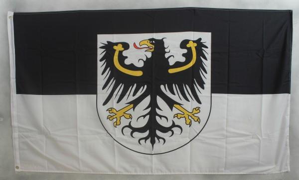 Flagge Fahne Ostpreußen