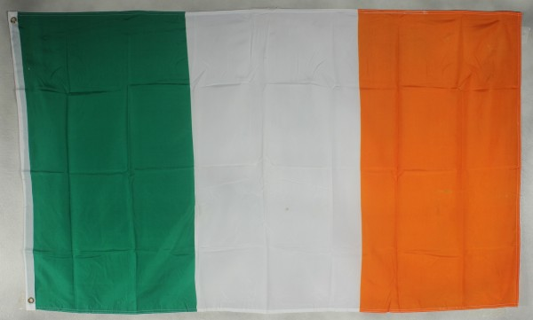 Flagge Fahne : Irland Irlandflagge Nationalflagge Nationalfahne