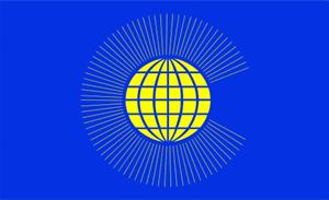Flagge Fahne Commenwealth 90x60 cm