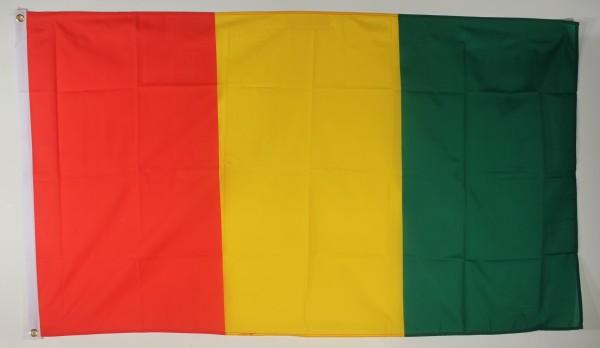 Flagge Fahne Guinea Guineaflagge Nationalflagge Nationalfahne
