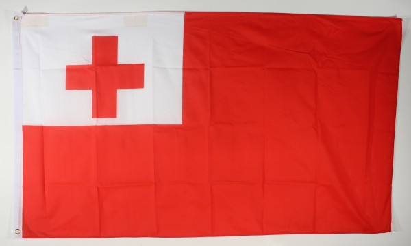 Flagge Fahne : Tonga Nationalflagge Nationalfahne