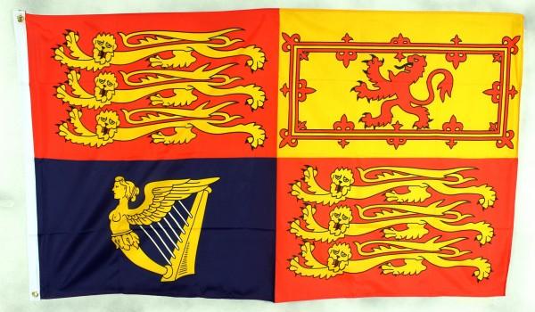Flagge Fahne : Großbritannien Royal