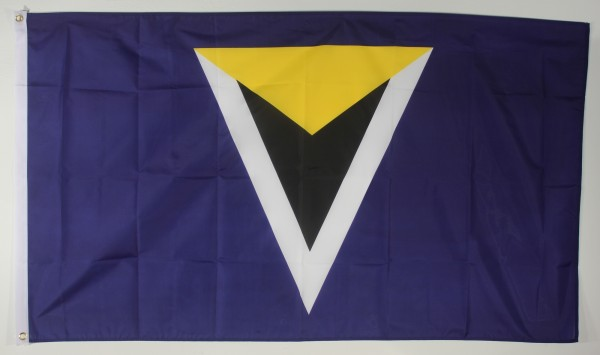 Flagge Fahne : St. Lucia Nationalflagge Nationalfahne