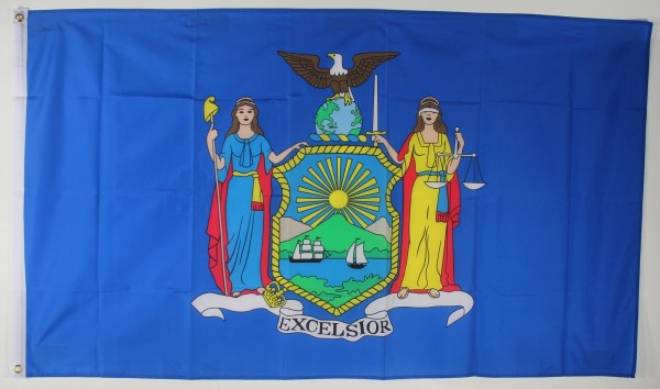 Flagge Fahne : New York (2)