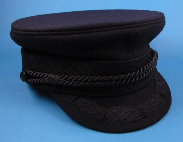 Prinz-Heinrich-Mütze alle Größen dunkelblau