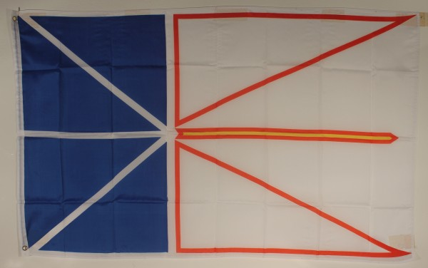 Flagge Fahne : Neufundland Kanada