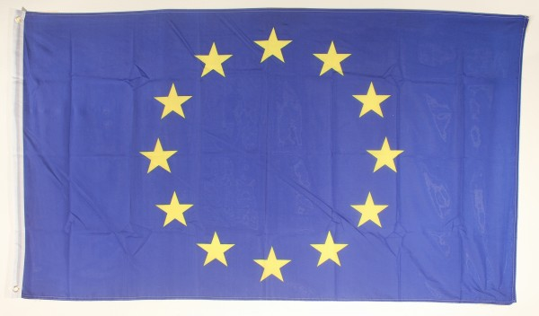 Flagge Fahne Europa 90x60 cm Europaflagge