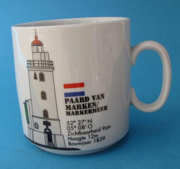 Leuchtturm Becher Marken Holland Niederlande
