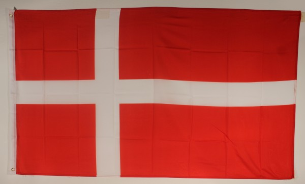 Flagge Fahne : Dänemark Nationalflagge Nationalfahne