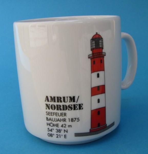 Leuchtturm Becher Amrum / Nordsee