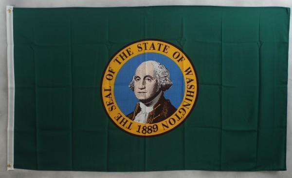 Flagge Fahne : Washington