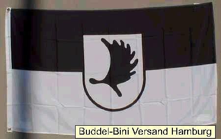 Flagge Fahne Ostpreussen Elchschaufel Elch Geweih