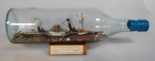"Raddampfer ""Württemberg"" Museumsschiff Magdeburg 700 ml"