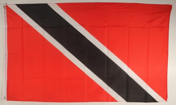 Flagge Fahne : Trinidad und Tobago Trinidadflagge