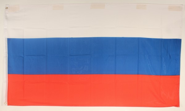 Flagge Fahne : Russland Rußland Russlandflagge Nationalflagge Nationalfahne