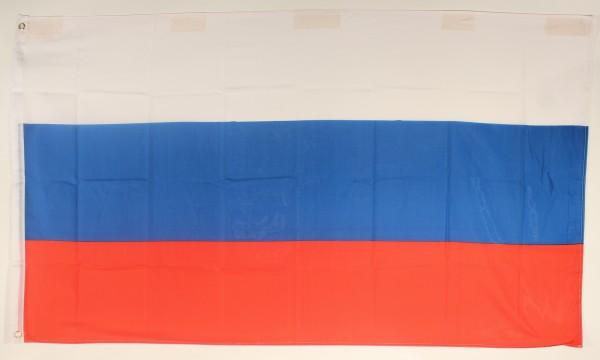 Russland Flagge Großformat 250 x 150 cm wetterfest