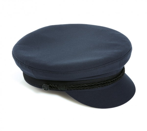 Sommer Elbsegler Mütze von Modas dunkelblau Seemannsmütze