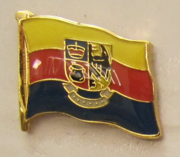 Pin Anstecker Flagge Fahne Nordfriesland Nord Friesland