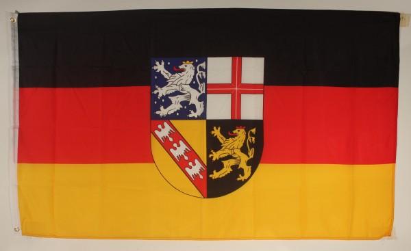 Flagge Fahne Saarland 90x60 cm