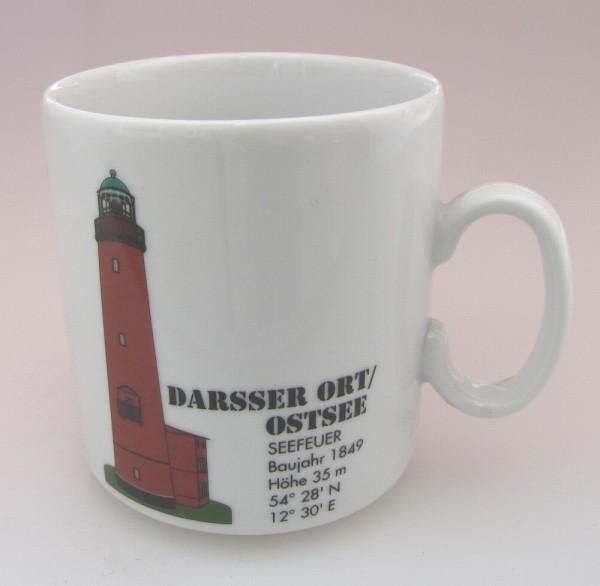 Leuchtturm Becher Darsser Ort / Ostsee *