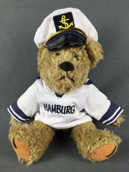 "Hamburg Teddy Bär im Matrosenhemd ""Hamburg"" Kuscheltier"