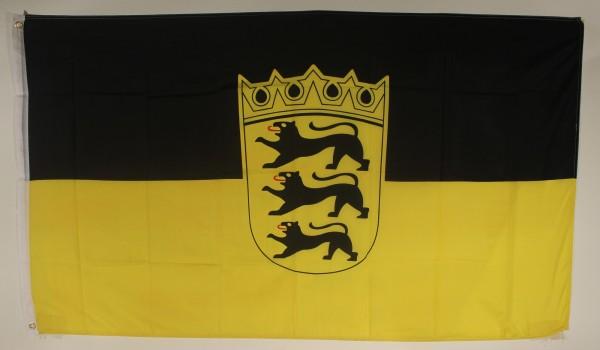 Flagge Fahne Baden Württemberg 90x60 cm