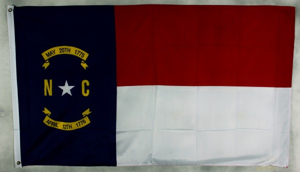 Flagge Fahne : North Carolina