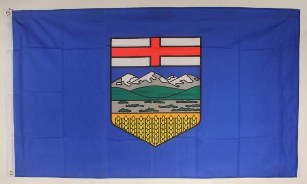 Flagge Fahne : Alberta Kanada