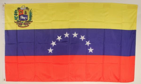 Flagge Fahne Venezuela 90x60 cm