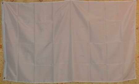 Flagge Fahne Weiß weiss Weiße Flagge 90x60 cm