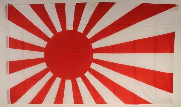Flagge Fahne : Japan (Kriegsflagge)