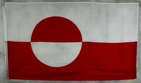 Flagge Fahne : Grönland