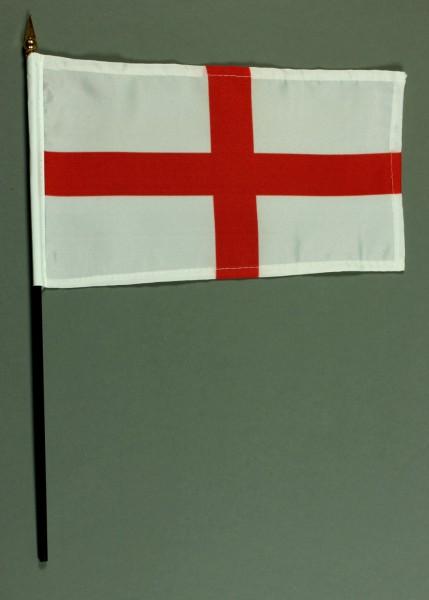 Tischflagge England 15x25 cm BASIC optional mit Tischflaggenständer
